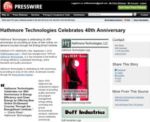 Hathmore 40th Anniversary Image
